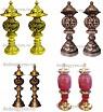 10 mẫu đèn thờ bằng đồng cao cấp cho bàn thờ gia tiên, nhà thờ họ, đình, chùa, điện, miếu